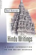 Hindu Writings A Short Introduction to the Major Sources
