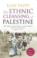 The Ethnic Cleansing of Palestine Cover