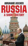 Russia A Short History 2nd Edition