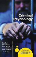Criminal Psychology: A Beginner's Guide, 2nd Edition