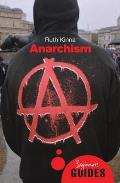 Anarchism: A Beginner's Guide (Oneworld Beginners' Guides) Cover