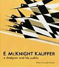 E. McKnight Kauffer: A Designer and His Public Cover