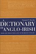 Dictionary of Anglo Irish