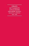 Annual Reports of the Straits Settlements 1855 1941 12 Volume Hardback Set
