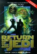 Return Of The Jedi Illustrated Scriptboo