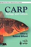 The Carp (Springer-Praxis Series in Aquaculture & Fisheries)