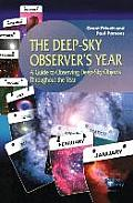 The Deep-Sky Observer's Year: A Guide to Observing Deep-Sky Objects Throughout the Year (Patrick Moore's Practical Astronomy Series,)