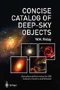 Concise Catalog of Deep-Sky Objects: Astrophysical Information for 500 Galaxies, Clusters and Nebulae