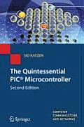 The Quintessential Picb. Microcontroller (Computer Communications and Networks)