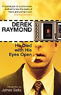 He Died with His Eyes Open Cover