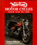Norton Motorcycles From 1950 1986