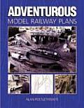 Adventurous Model Railway Plans Cover
