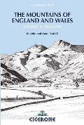 Mountains of England and Wales: England