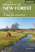 Cicerone: Walking in the New Forest: 30 Walks in the New Forest National Park