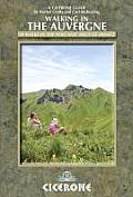 Walking in the Auvergne (Cicerone Guides)