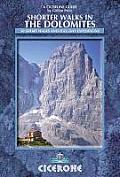 Shorter Walks in the Dolomites (Cicerone Guides)