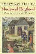 Everyday Life in Medieval England Cover