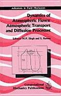 Dynamics Of Atmospheric Flows Atmosphe