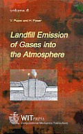 Landfill Emission of Gases into the Atmosphere: Boundary Element Numerical Simulation