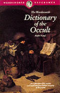 Dictionary of the Occult Cover