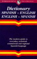 English-Spanish\Spanish-English Dictionary