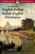 English/Italian-Italian/English Dictionary