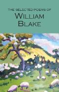 The Selected Poems of William Blake Cover
