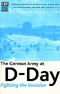 German Army at D Day Fighting the Invasion