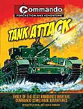 Tank Attack: Three of the Best Armoured Warfare Commando Comic Book Adventures