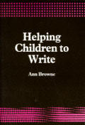 Helping Children to Write