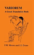 Variorum: A Greek Translation Book (Greek Unseens)