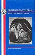 From Balzac to Zola: 19th Century Short Stories