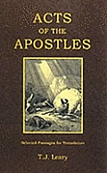Acts of the Apostles: Passages for Translation