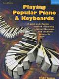 Playing Popular Piano & Keyboards
