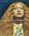 Art of the Pre-Raphaelites Cover