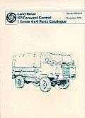 Land Rover 101 1 Tonne Parts C