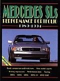 Mercedes SLs 1989-1994 Performance Portfolio