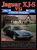 Jaguar XJ-S V12 1988-1996 Ultimate Portfolio