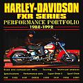 Harley-Davidson FXR Series 1982-1992 Performance Portfolio