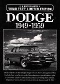 Dodge 1949-1959