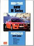 Road & Track BMW M Series 1979 2002 Portfolio