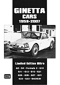 Ginetta Cars Limited Edition Ultra 1958-2007 (Limited Edition Ultra)