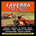 Laverda 500 Twins 1977-1983 (Road Test Portfolio)