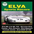 Elva Sports Racers: Road Test Portfolio