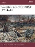 Warrior #12: German Stormtrooper, 1915-18 Cover