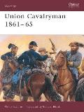 Warrior #13: Union Cavalryman, 1861-65 Cover