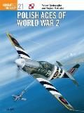 Aircraft Of The Aces #21: Polish Aces Of World War 2 by Robert Fretzyngier