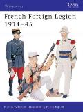 Men-At-Arms #325: French Foreign Legion 1914-1945