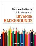 Meeting the Needs of Students with Diverse Backgrounds
