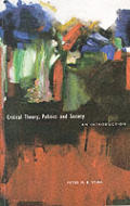 Critical Theory Politics & Society